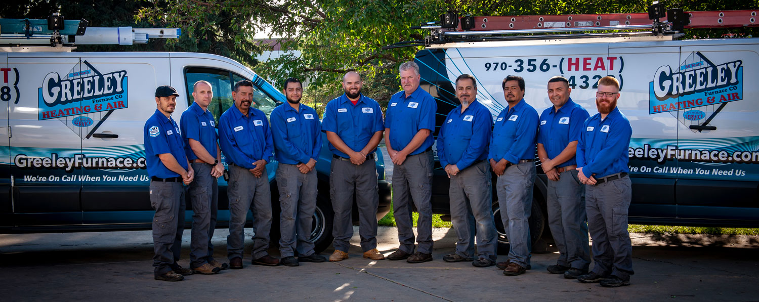 Greeley Furnace Service Department